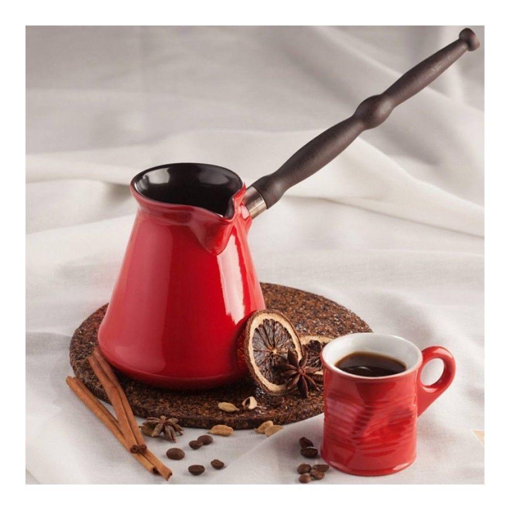 Турка для кофе своими руками