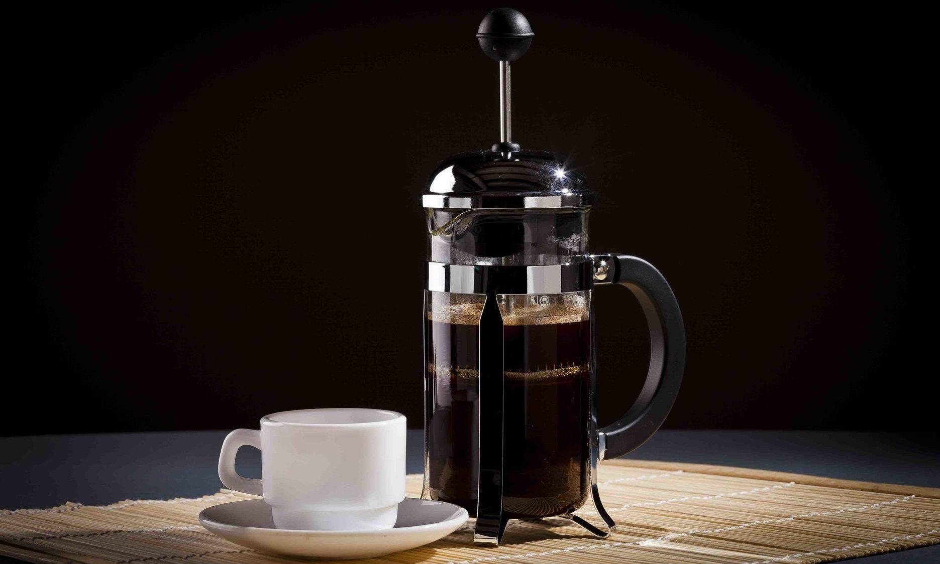 Как выбрать молотый кофе для френч-пресса